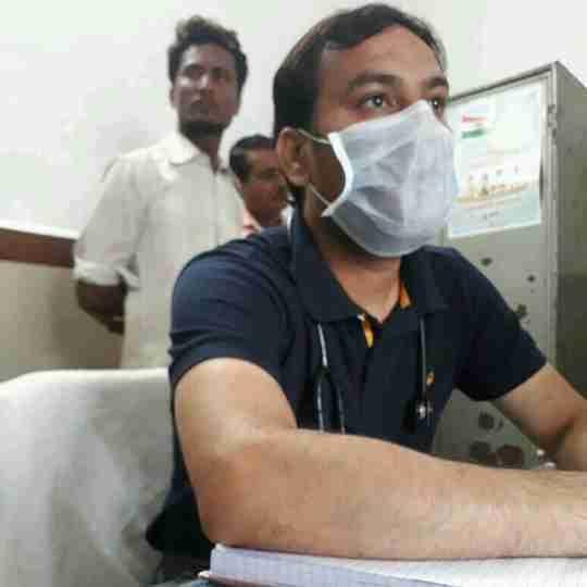 Dr. Sks Yadav's profile on Curofy