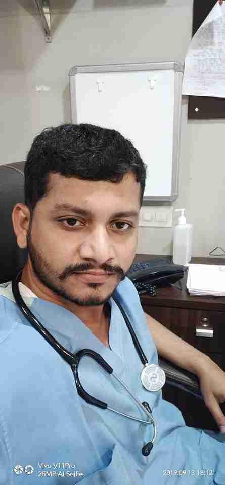 Dr. Vijaysinh Padhiyar's profile on Curofy