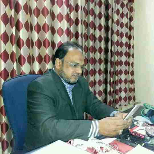 Dr. S M Sadiq Shaikh's profile on Curofy