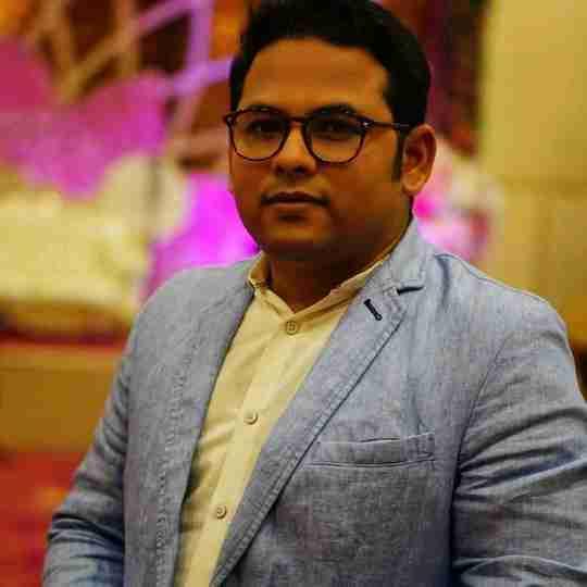 Dr. Rajesh Gantayat's profile on Curofy