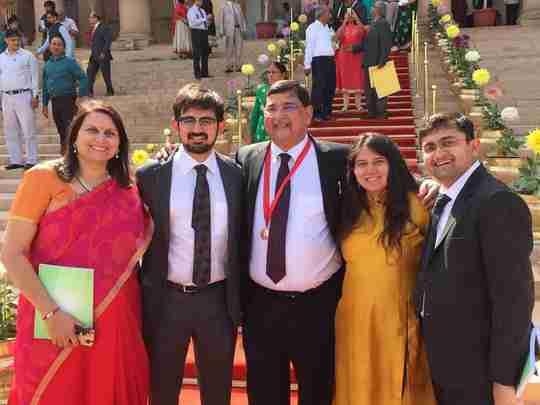 Dr. Parimal Desai's profile on Curofy