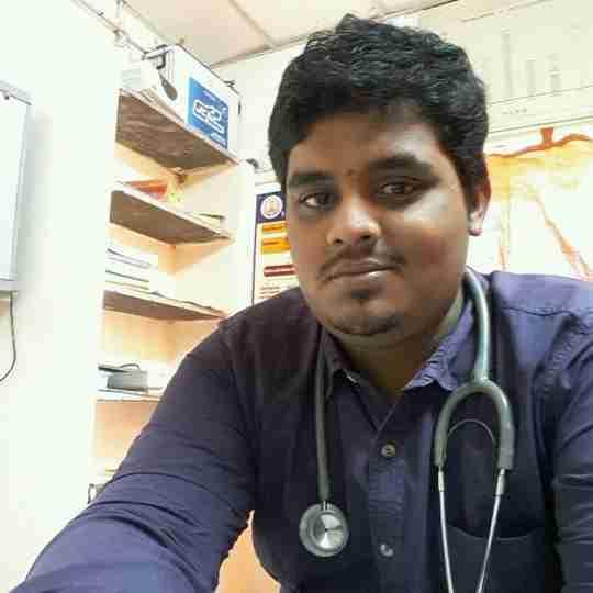 Dr. Santhosh Kumar's profile on Curofy