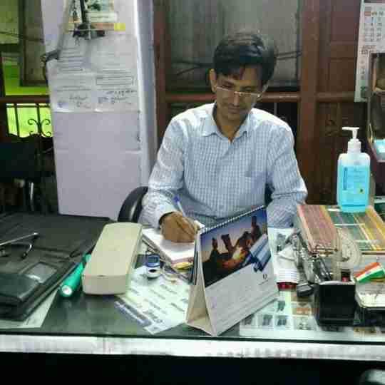 Dr. Mohd Kashif (Pt)'s profile on Curofy