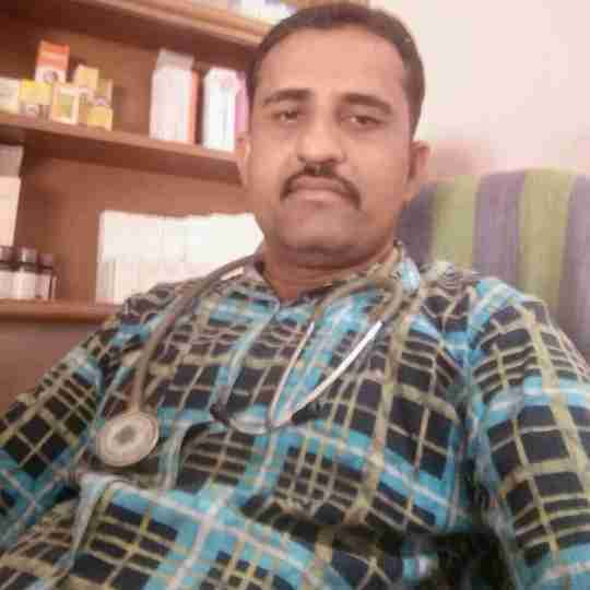 Dr. Dharmendra G Jadav's profile on Curofy