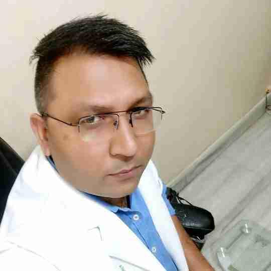 Dr. Hitendra Singh Gautam's profile on Curofy