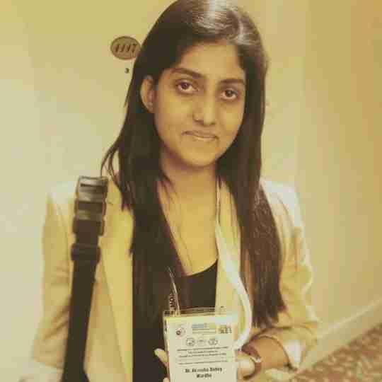 Dr. Akanksha Dubey's profile on Curofy