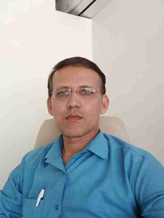 Dr. Shrish Jain's profile on Curofy