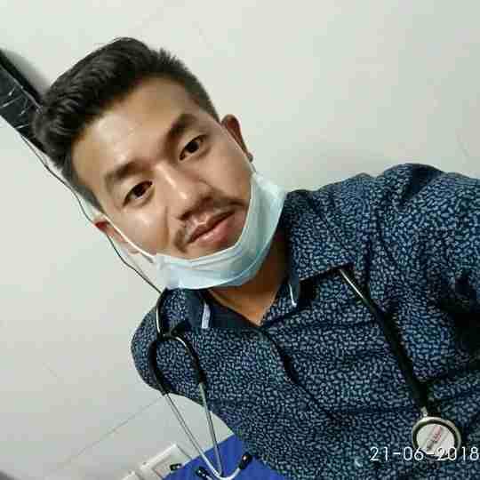 Dr. Wangba Konyak W's profile on Curofy