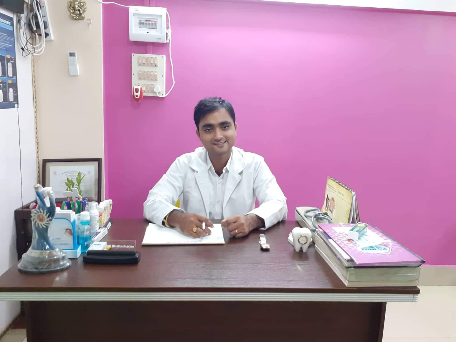 Dr. Kalpajyoti Bhattacharjee's profile on Curofy