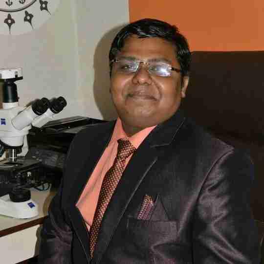 Dr. Ankit Parmar's profile on Curofy