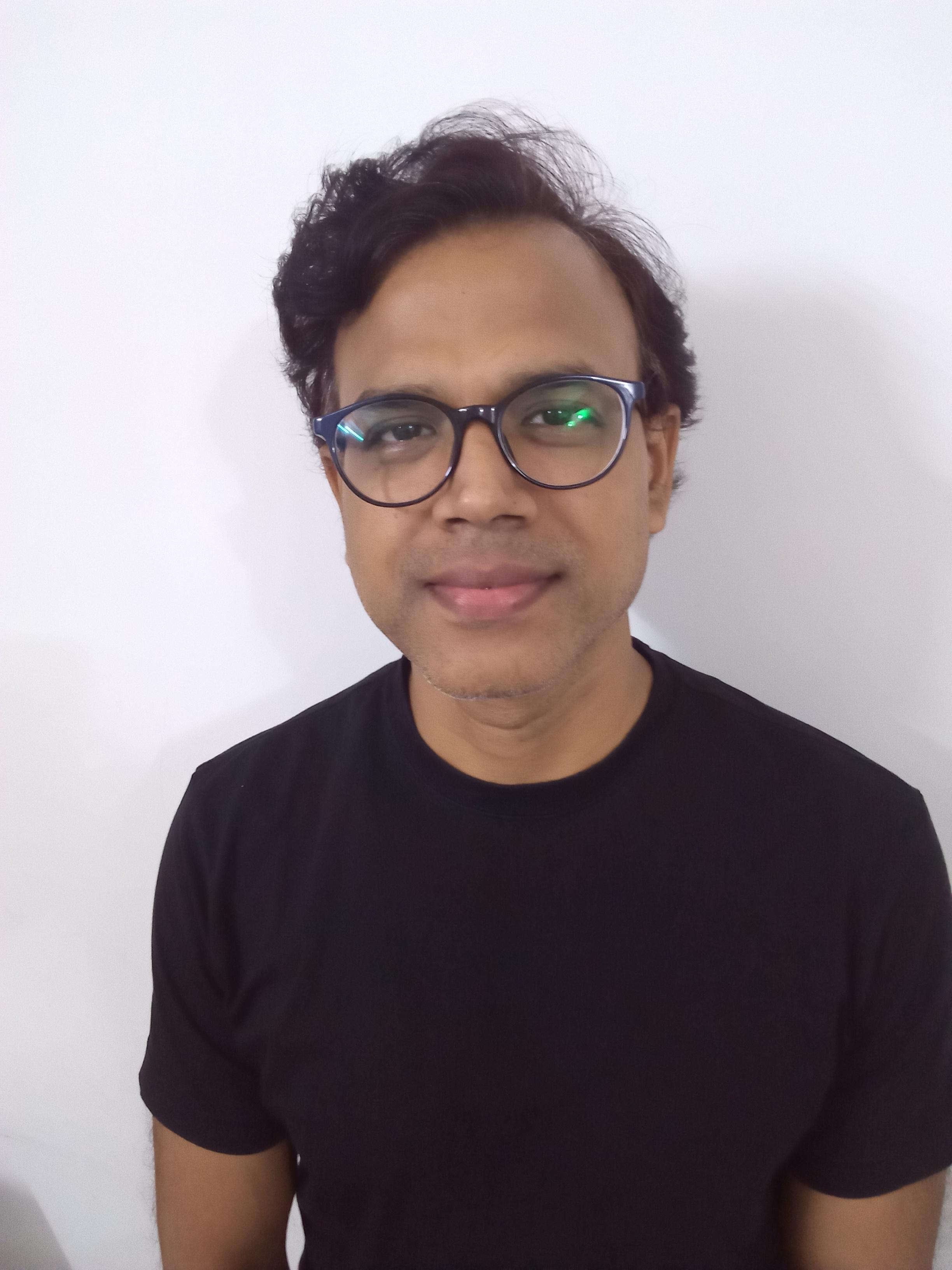 Dr. Hiranya Saharia