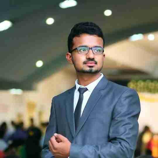 Pruthvi Raj Y V's profile on Curofy