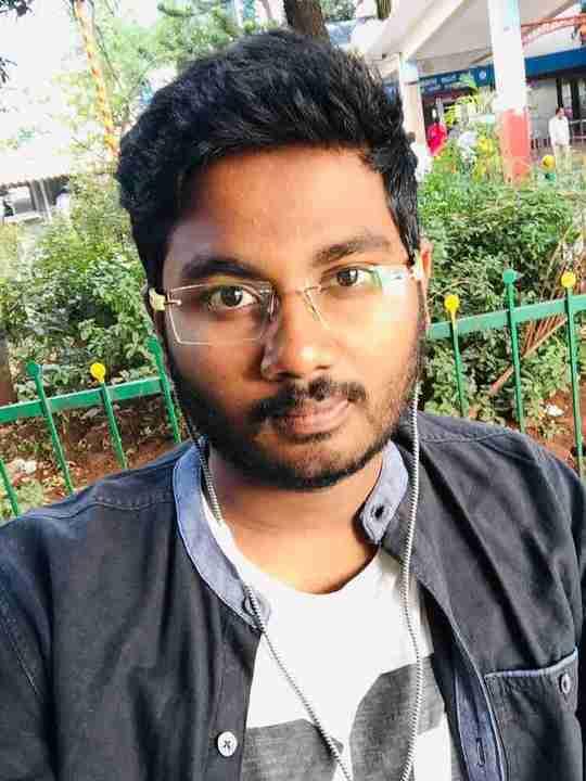 Vimal Shanmugam's profile on Curofy