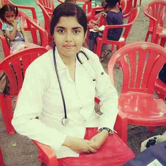 Dr. Nivedita Rawat's profile on Curofy