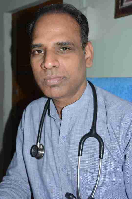 Dr. Navin Kumar Karn Navin's profile on Curofy