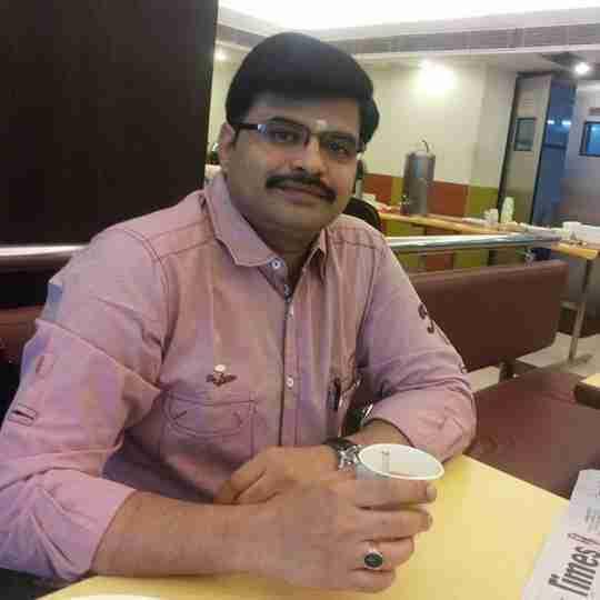 Dr. Rajesh Jeyaprakash's profile on Curofy