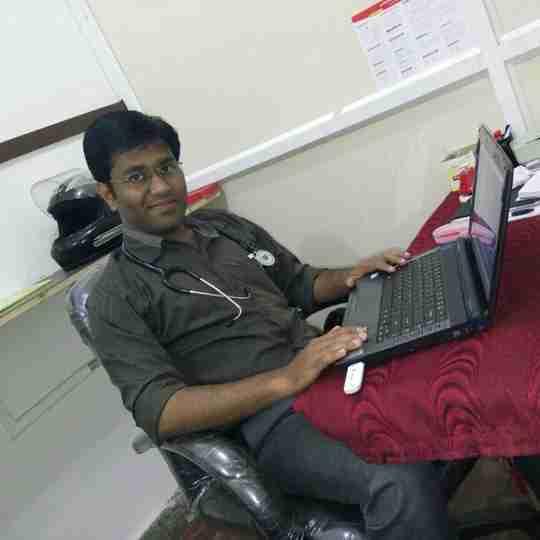 Dr. Ravishankar Roy's profile on Curofy