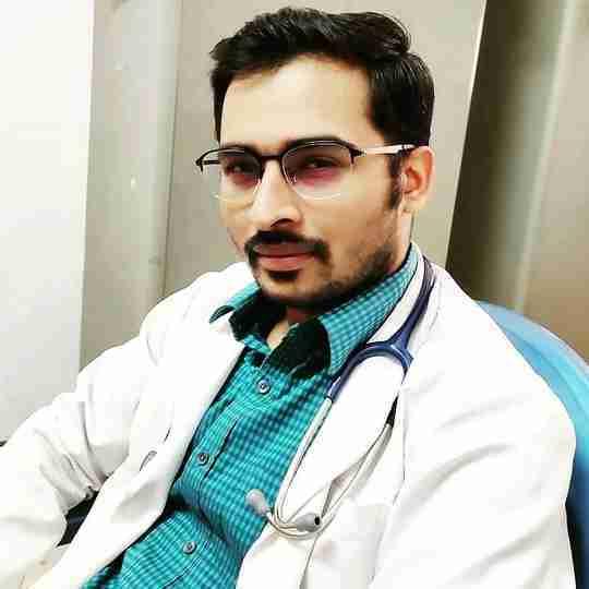 Dr. Deepak V's profile on Curofy