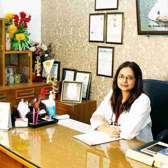Dr. Geeta Digra's profile on Curofy