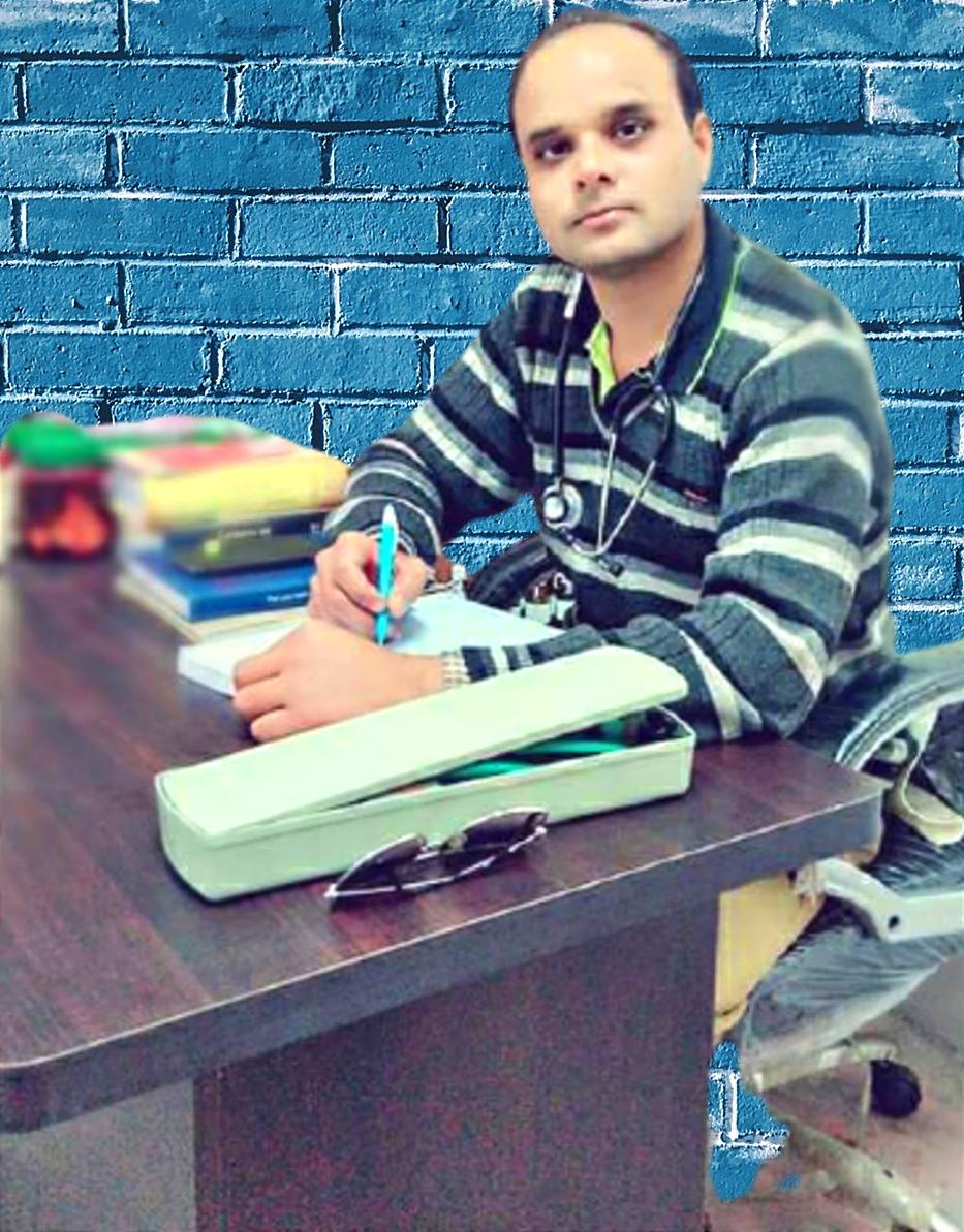 Dr. Avinash Sharnagat