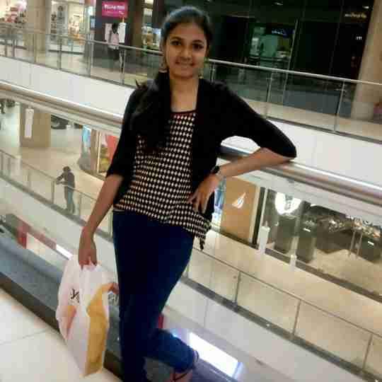 Mathivadhani Anbarasan's profile on Curofy