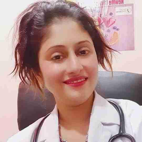 Dr. Smita Sale's profile on Curofy