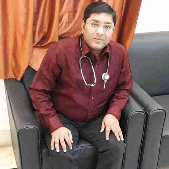 Dr. Krishan Raghwan's profile on Curofy
