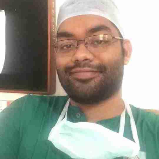 Dr. Priyankur Roy's profile on Curofy