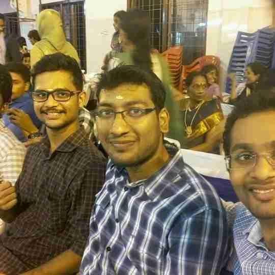 Santhosh Gunasekaran's profile on Curofy