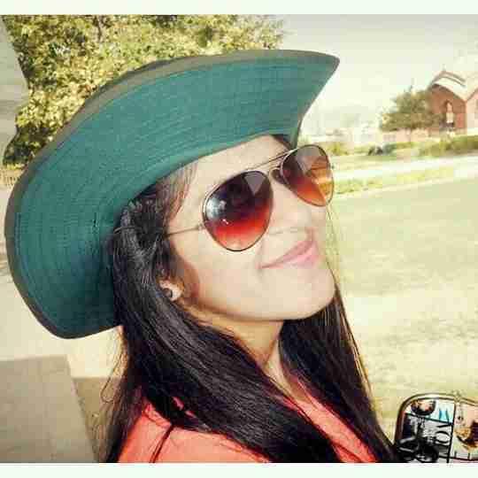 Dr. Prachi Sharma's profile on Curofy