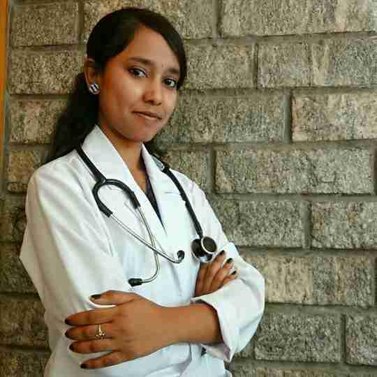 Dr. Pallavi K.B.'s profile on Curofy