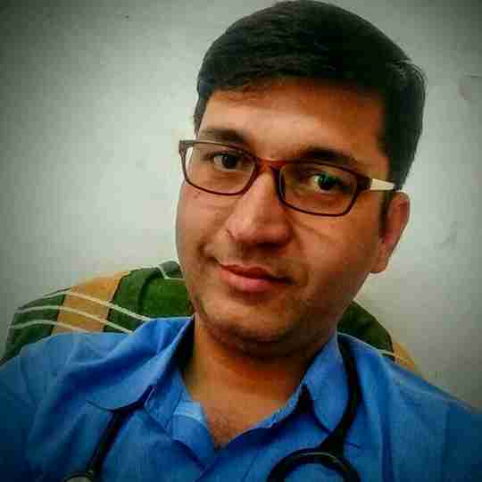 Dr. Mukesh Verma's profile on Curofy