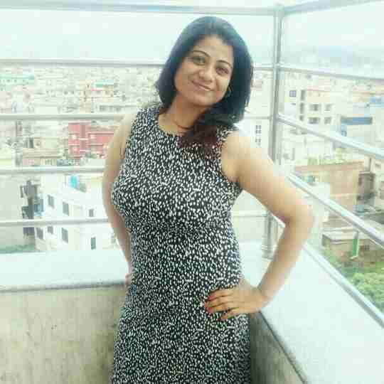 Priti Gupta's profile on Curofy