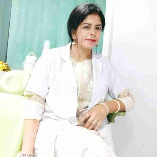 Dr. Afreen Hussain's profile on Curofy