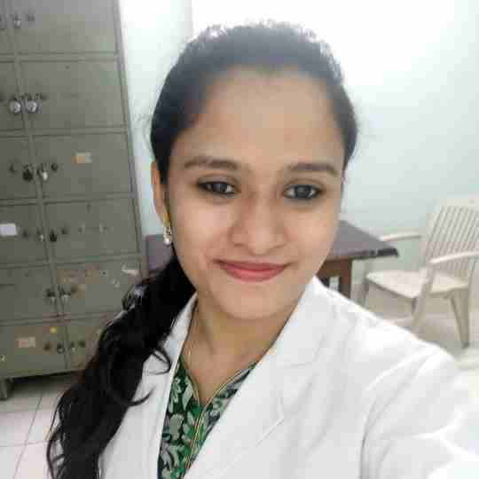 Surbhi Pimpalapure's profile on Curofy