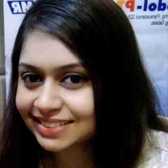 Shweta Singh's profile on Curofy
