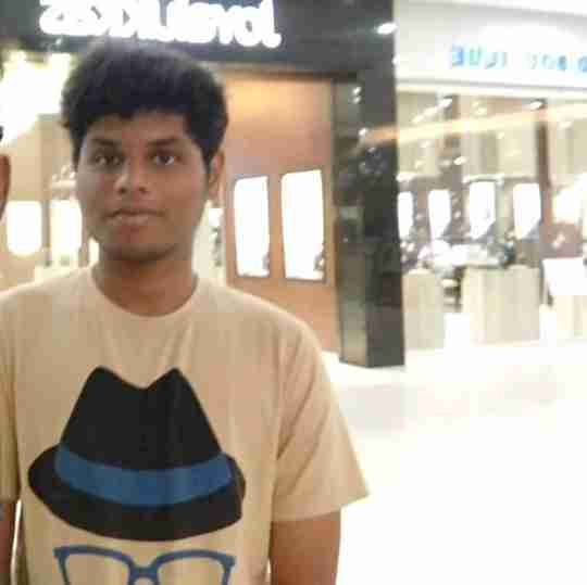 Kishore's profile on Curofy