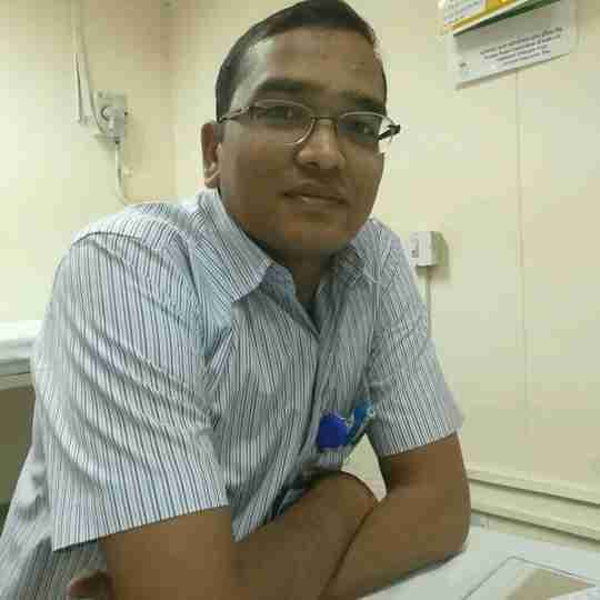 Dr. Shashikant Verma's profile on Curofy