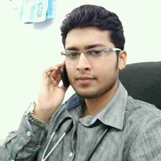 Dr. Arunav Ghosh's profile on Curofy