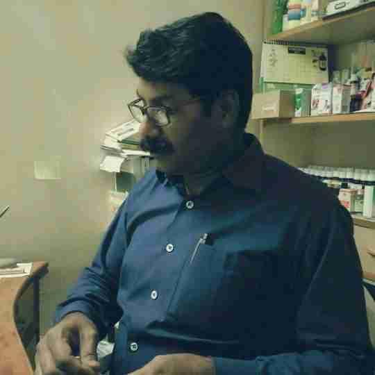 Dr. Aniruddha Sharma's profile on Curofy