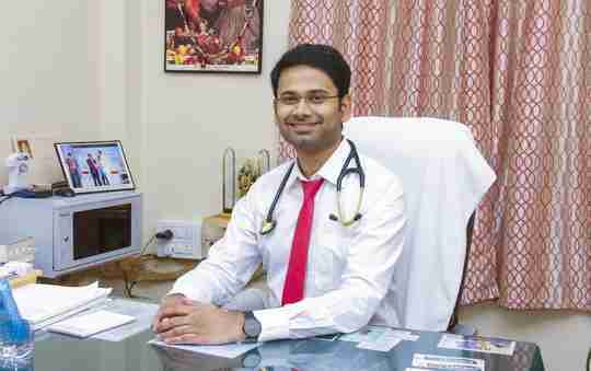 Dr. K Hemanth Kumar Neurologist's profile on Curofy