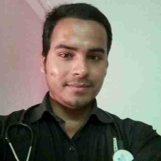 Dr. Shahab Naseer's profile on Curofy