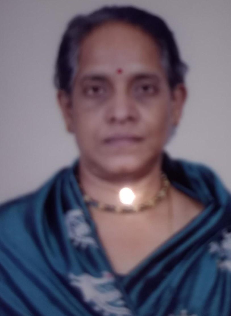 Dr. Shantala Priyadarshini