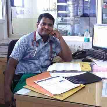 Dr. Nitin Shriramwar's profile on Curofy