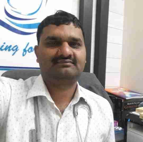 Dr. Pradeep Ingale's profile on Curofy