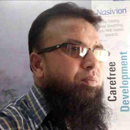 Dr. Marghoob Saleem's profile on Curofy