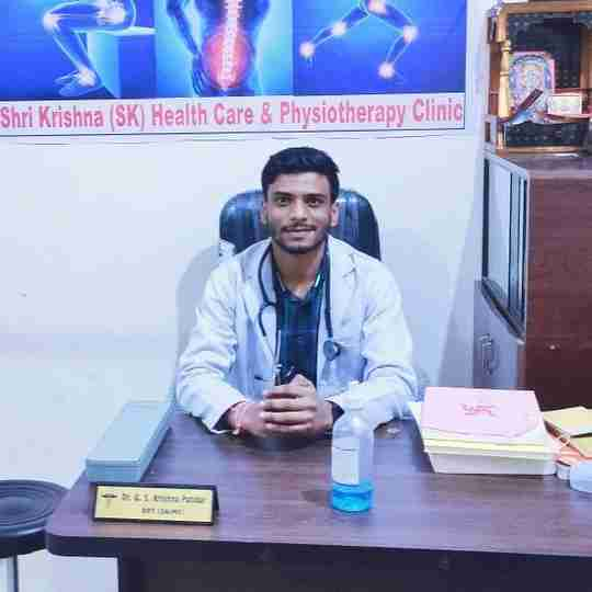 Dr. Krishna Patidar (Pt)'s profile on Curofy