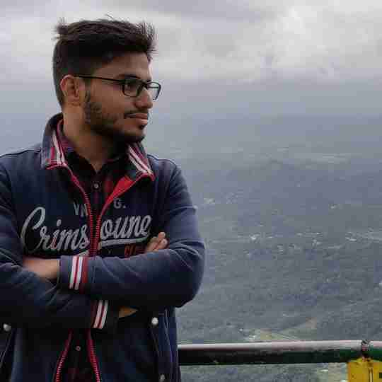Subhankar Padhi's profile on Curofy