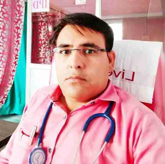 Dr. Pradeep Palsavdiya's profile on Curofy