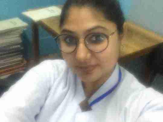 Dr. Eesha Panwar's profile on Curofy
